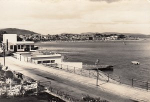 RP: DUNOON , Scotland , 30-50s ; Bathing Lido& West Bay