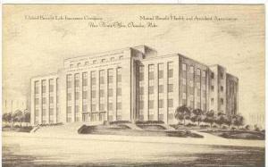 United Benefit Life Insurance Company, Omaha, Nebraska, 30-50s
