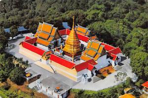 Chiengmai Thailand Wat Phra That Doi Suthep Raj Vora Viharn Chiengmai Wat Phr...