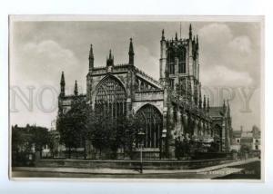 151617 England HULL Holy Trinity Church Vintage postcard