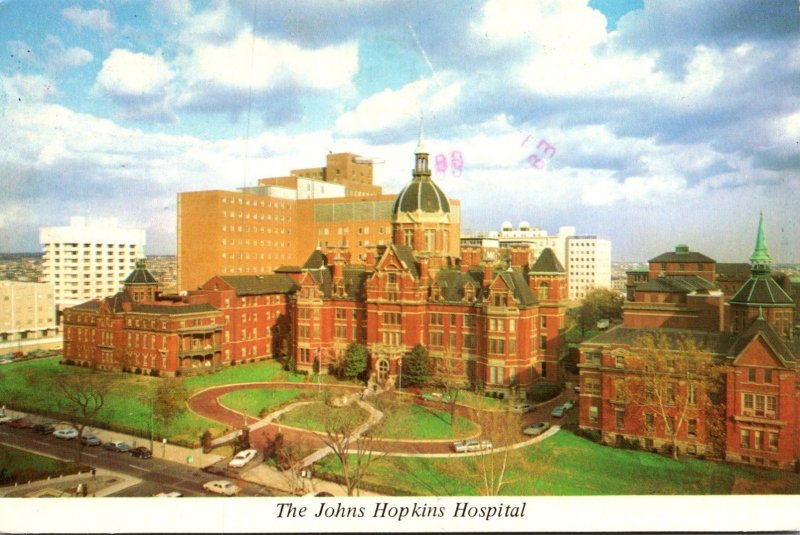 Maryland Baltimore The Johns Hopkins Hospital 1983