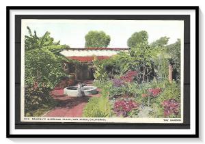 California, San Diego - Ramona's Marriage Place - The Garden - [CA-110]
