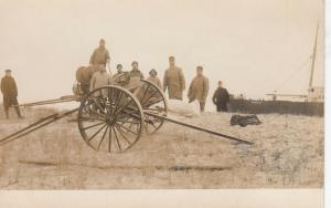 RP: HYANNIS, Massachusetts , 1907 ; Shipwreck of S.S. ONONDAGA #4