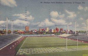 TAMPA , Florida , PU-1956 ; Stadium