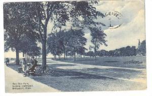 Sea Side Park,looking Southwest,Bridgeport,Connecticut,PU-1907