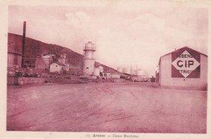 ARZEW , Algeria, 1910s ; Usine Motricine