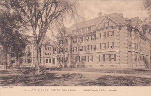 Massachusetts Northampton Gillett House Smith College Albertype