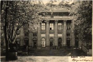 CPA AK ZABERN Schloss (490270)