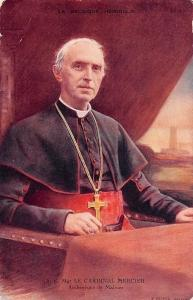 La Belgique Heroique, S.E. Mgr. Le Cardinal Mercier, Archeveque de Malines