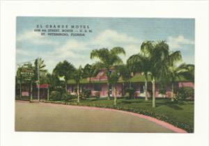 1899 FL  St. Petersburg   El Grande Motel