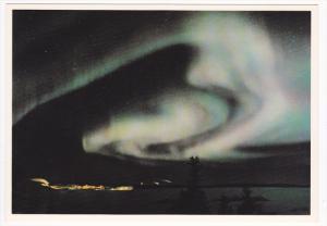 The Aurora Borealis , Northwest Territories , Canada , 50-70s