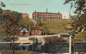 England Shrewsbury, School Ferry
