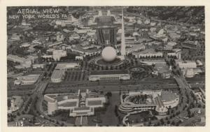 RP: NEW YORK CITY, 1930s; World's Fair
