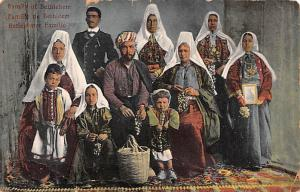 Bethlehem Family of Bethlehem  Family of Bethlehem