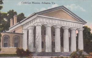 Custis Lee Mansion Arlington Virginia