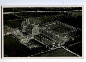 235542 ITALY PAVIA from airplane Vintage photo postcard