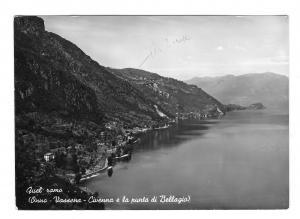 Italy Como Onno Vassena Punta di Belagio Vera Foto 4X6 Glossy Photo Postcard