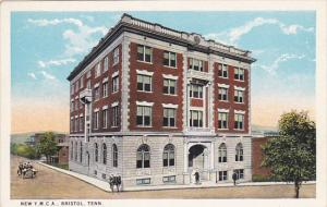 Tennessee Bristol New Y M C A Building Curteich