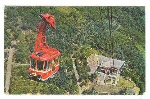 Cableway at Wulai, First Aerial railway in Taiwan, 40-60s