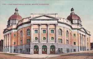 Washington Seattle First Presbytrian Church
