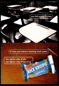 Advertising Kellogg's Original Rice Krispies