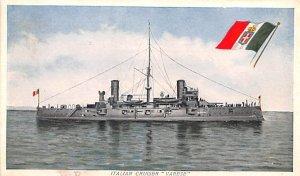 Italian Cruiser Varese Unused
