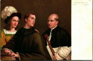 Firenze - Concerto Musicale Barbarelli Par Stengel & Co Sans 29838 Litho
