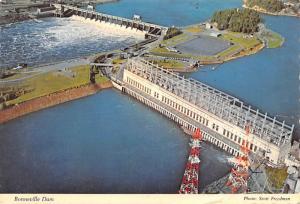 Bonneville Dam - Washington