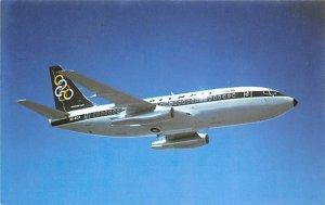 Olympic Airways Boeing 737 – 200 Airplane Unused