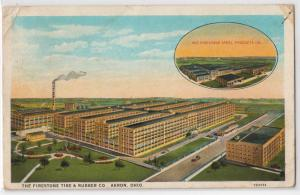 Firestone Tire & Rubber Co, Akron OH