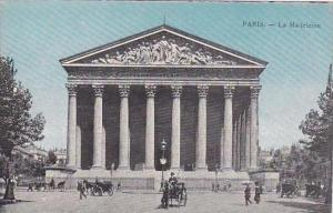 France Paris La Madeleine