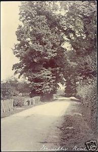 kent, HORSMONDEN, Brenchley Road (ca. 1905) RPPC