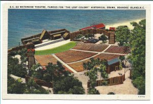 Roanoke Island, NC - Waterside Theatre
