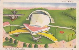 Aviation Building New York World's Fair 1939