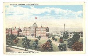 Jeffrey Hale Hospital , Quebec , Canada , 30-40s