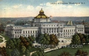 Library of Congress, District Of Columbia