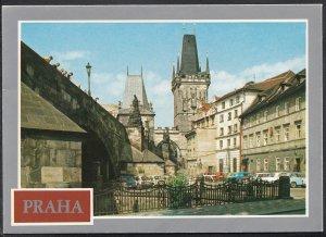 Czech Republic Postcard - Praha - Charles Bridge    LC5390