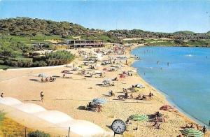 Greece Vouliagmeni The fashionable Astir Beach and Bungalows on the Apollo Coast