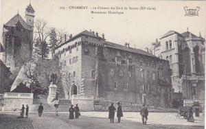 France Chambery Le Chateau des Ducs de Savoie