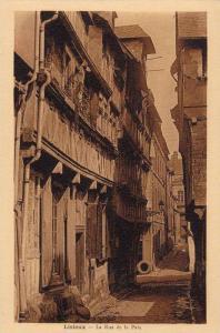 La Rue De La Paix, Lisieux (Calvados), France, 1900-1910s