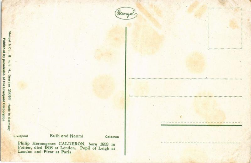 CPA STENGEL 29076 Ruth and Naomi (744977)