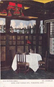 Interior ; Restaurant , Old Dutch Grill , TORONTO , Ontario , Canada , 00-10s