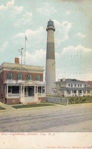 LIGHTHOUSE , Atlantic City , New Jersey , 1906