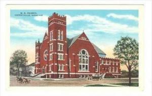 M.E. Church, Coffeyville, Kansas, 1910-20s