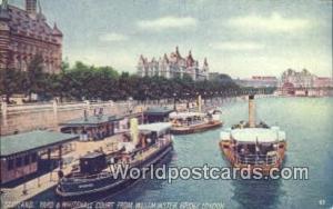 United Kingdom, UK, England, Great Britain Yard & Whitehall Court, Westminste...