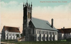 GLENCOE , Ontario , 1900-10s ; English Church