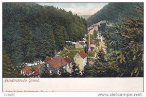 Friedrichroda Grund , Germany , 1890s