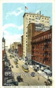 Superior Street Duluth MN 1928