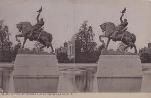 Stereoscope Postcard ; 1st Norman Earl of CHESTER , England , 00-10s ; TUCK 2225