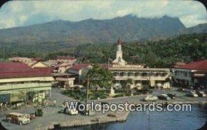 Glimpse of Papeete Tahiti Taiwan Unused